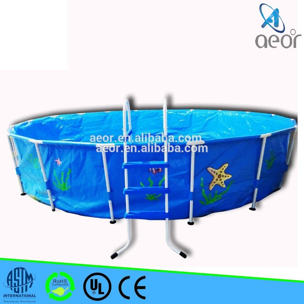 product detail aeor new design high quality frame swimming pool inflatable rental above ground