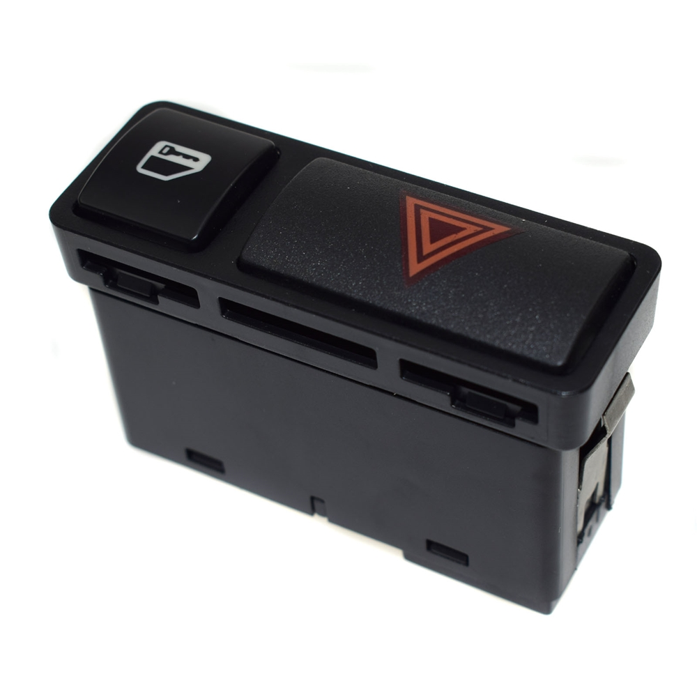 Warning Emergency Hazard Light Door Central Lock Switch FOR BMW 325i 61318368920