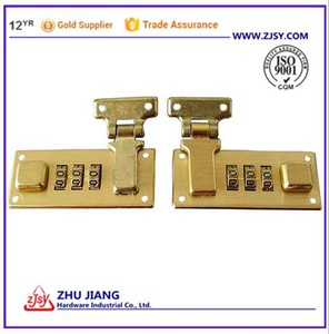 High quanlity cabin suitcase lock