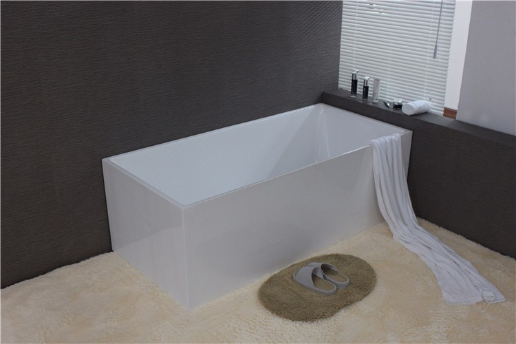 Big Size Square Shower Seat Cushion Cabin Acrylic Bathtub
