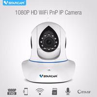 VStarcam 15fps ip camera 2mp 1080P pnp CMOS pan tilt web camera for pc
