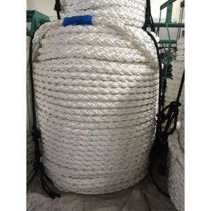 3 stands rope boats ships mooring polyethylene rope