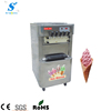 Commercial with air cooling 2014 portable soft serve ice cream machine (ICM-T390)