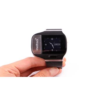 Medical Alert Bracelet Gps Tracker Wrist Watch