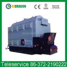 DZL series 5 ton coal fired chain grate stoker steam boiler price