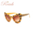 2019 New Colorful Retro Butterfly Shape Cat Eye Sunglasses