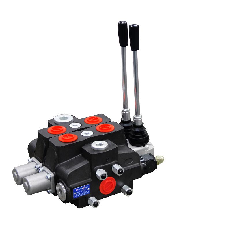 winch control control yuken hydraulic solenoid valve for tractors