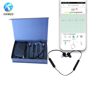 2018 trend products portable handheld bluetooth Wearable ECG System  Portable 12-lead Resting PC base ecg monitor with best price