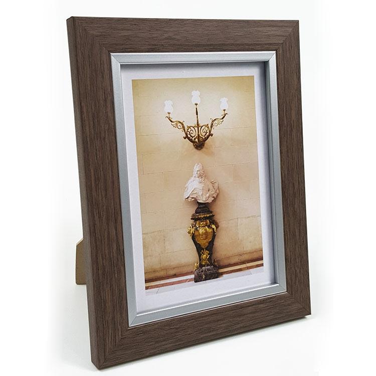 Amazon barroco al por mayor de madera plano 10x13 marcos de fotos ...