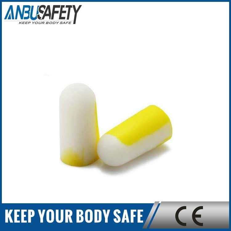 Safety Anti Noise Ear Plugs Corded for Workers
