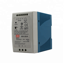 MDR-100-12 DIN Rail <span class=keywords><strong>Power</strong></span> <span class=keywords><strong>Supply</strong></span> <span class=keywords><strong>Meanwell</strong></span> 90 W 7.5A 12 V