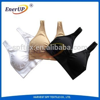 Ladies High Quality Seamless Sexy Bra and Brief