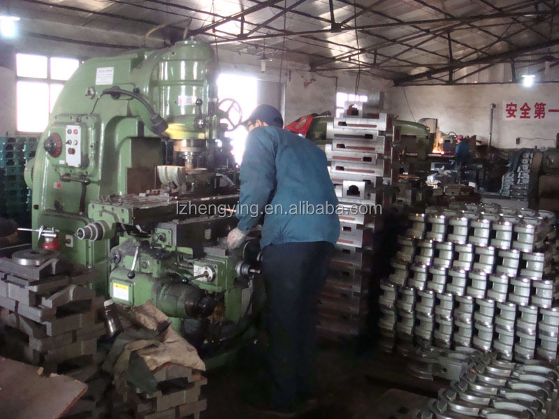 QM Series High Quality Milling Machine Vices