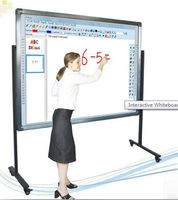 96 inch electronic interactive whiteboard