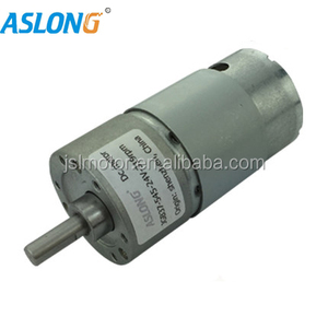 JGB 37-545 24 V Mini DC Gear Motor In Low Speed And High Torque For Bank Equipment