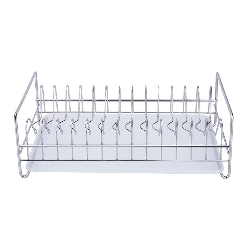 YONGLIANG Kitchen Supplies 304 Stainless Steel Drain Dish Rack Storage Rack Kitchen Racks Storage Hanging Chopsticks Dish Rack