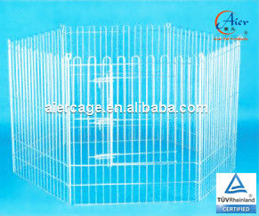 pet product wire cheap dog play pen