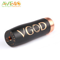 Innovative Products New Smoke Electronic Mod VGOD Elite Mech Mod For RDA Vaporizer Tank