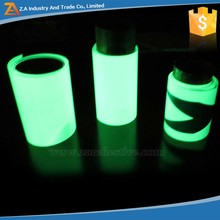 Luminous Yellow Green Color Lighting Self-Adhesive Photoluminescent Vinyl Very BRIGHT 20.5 x 6cm,Glow In Dark Tape in Roll