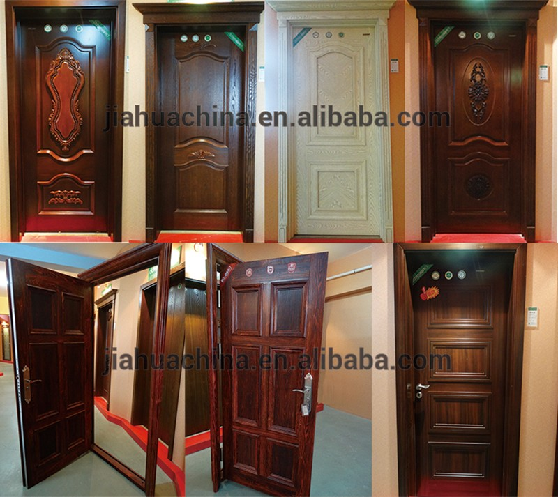 fashion design solid wooden door used solid wood interior doors luxury interior wood door