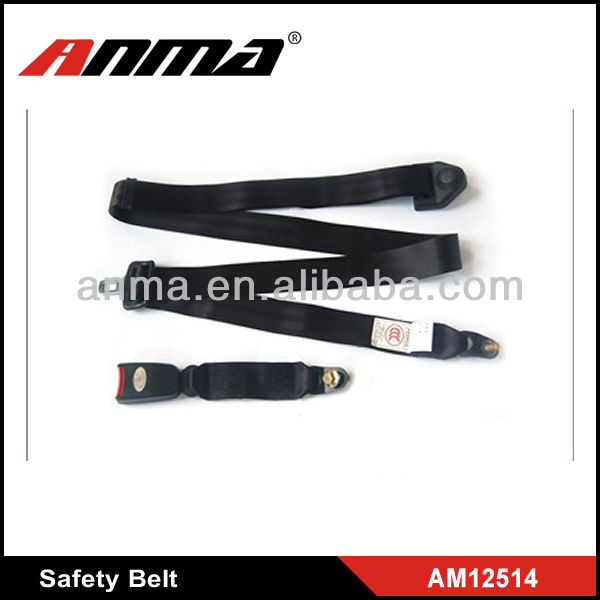 Hot selling general racing seat buckle extender safety seat belt