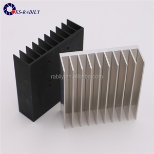 Customized Telecommunication Aluminium Heatsink