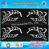 Customized design eyes rock tattoo sticker, sexy eyes tattoo sticker, eye tattoo sticker