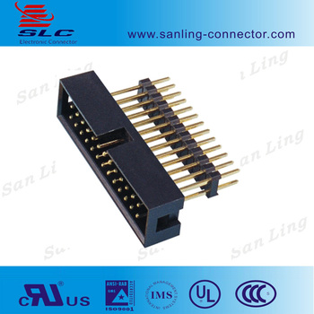 Elevator Type 254mm Box Header Wire To Pcb Connector