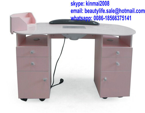 beauty spa equipment nail table manicure desk nail salon furniture nail technician tables with. Black Bedroom Furniture Sets. Home Design Ideas
