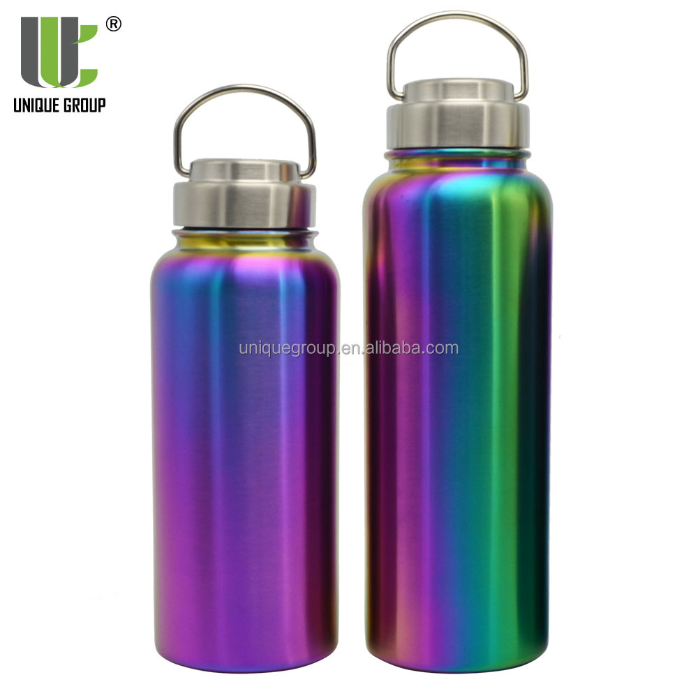 Yong Kang 2018 Hot Stainless Steel Double Wall Wide Mouth Custom Thermos