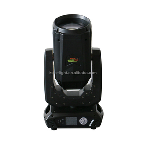 2017 new powerful super moving head 260w beam light