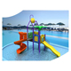 Children's used Water Park Funny Water Play slide