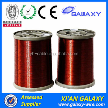 Magnetic winding wire/EAL wire,UEW PEW AIW 155C 180C 200C 220C ...
