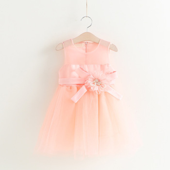 917368a9dec Online Shopping 1 Year Birthday Party Baby Girls Dresses With Flower ...