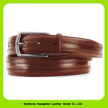 Best quality casual men belt, custom leather belt for jeans 16242