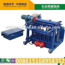 QT40-3A decorative block making machine