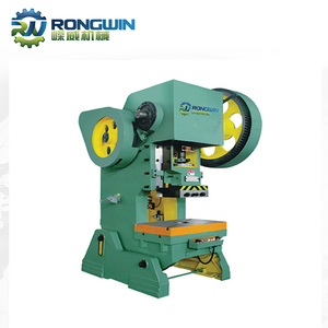 Mechanical punch press , steel panel hole punch, hole punch machine