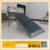 Compact non pressure outdoor water solar pool heater