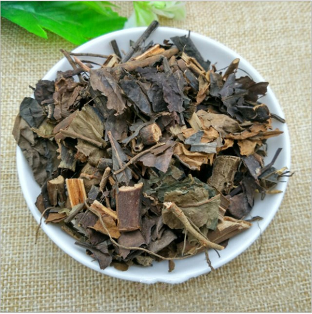 Mao xu cao Chinese high grade pure Clerodendranthus spicatus herb price