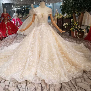 HTL030 Jancember 2019 new design guangzhou wedding dress simple white wedding dress manufacturers usa