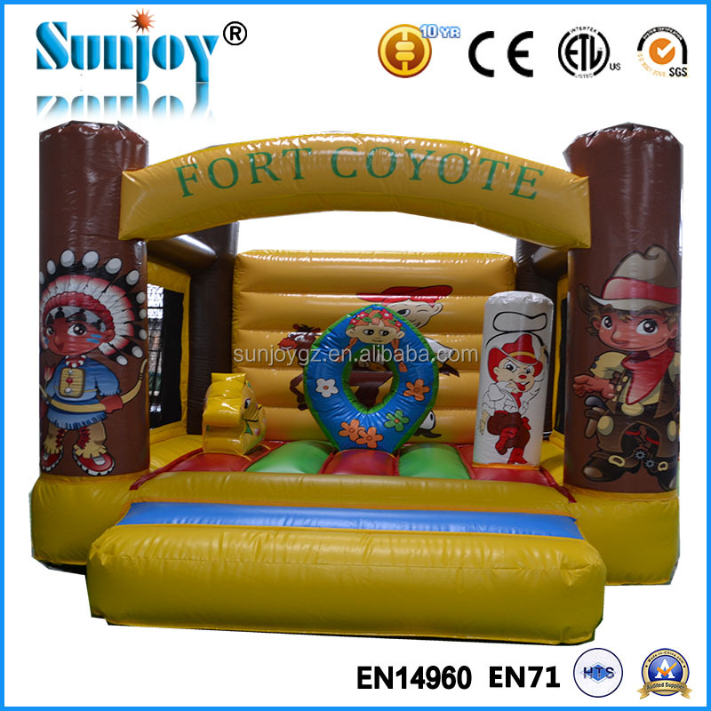 Manufacture Inflatable Bouncer for Playground Sunjoy Cheap Inflatable Bouncer Factory Price Inflatable Bouncer for Kid