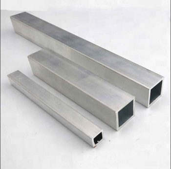 Q345 hollow section Galvanised square steel tube 100x100