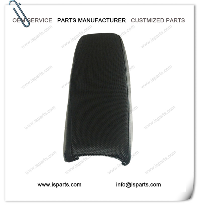465mm length Size Large Motorcycle Black Seat