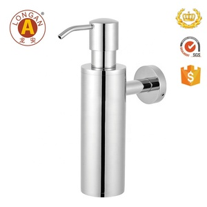 Free Sample Refillable Stainless Steel Laundry Wall Mounted Foam Soap Hand Lotion Dispenser For Hotel Hand Gel Dispenser Wall