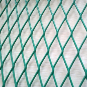 Expanded Metal Gutter Mesh/Aluminum Mesh Gutter Guards/Copper Aluminum Galvanized Material and Expanded Metal Mesh