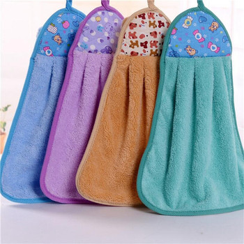 Novelty Decorative Hanging Kitchen Hand Towels With Ties Loop Buy