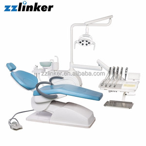 LK-A15 CE/FDA Approved Top Mounted China Dental Unit Chair