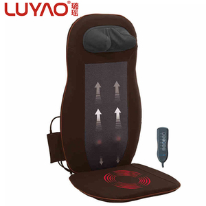 Car seat cover massager, leather car seat massage cushion LY-803A-2