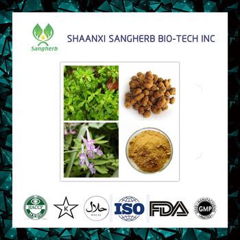 GMP Factory Supply 100% Natural Corydalis Yanhusuo Root Extract Powder