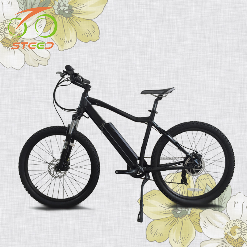 front 3 rear 7 speed electric motor bike mountain